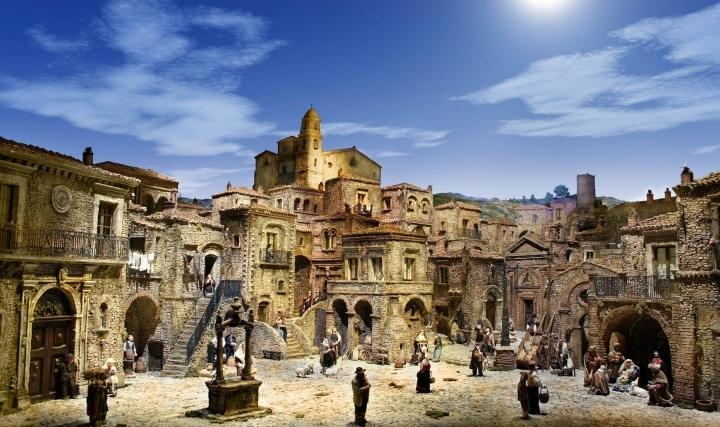 Presepi di Natale a Lecce Foto